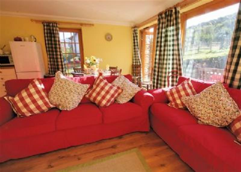 The Barn in Lochearnhead - sleeps 6 people