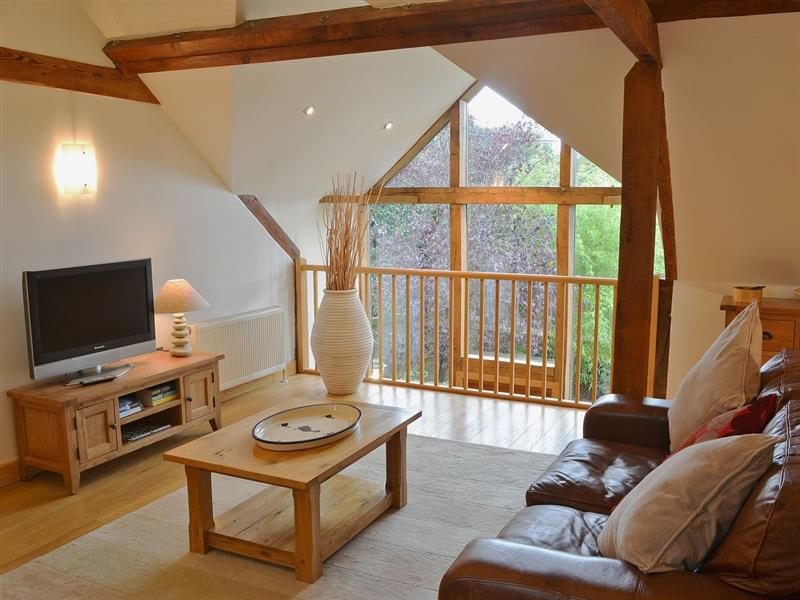 The Barn in Monkwood, nr. Alresford - sleeps 4 people