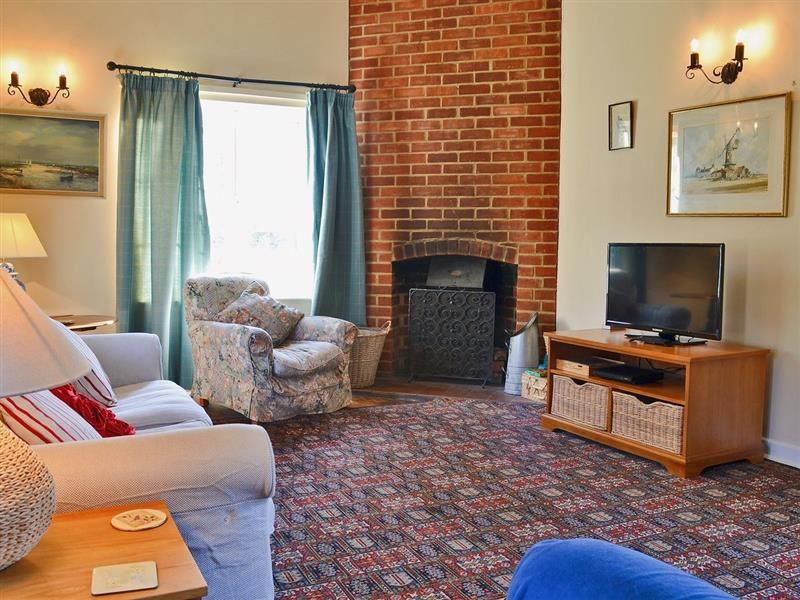 The Barn in Stanhoe, nr. King's Lynn - sleeps 4 people