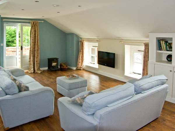 The Barn in Weston-Under-Redcastle Near Whitchurch - sleeps 2 people