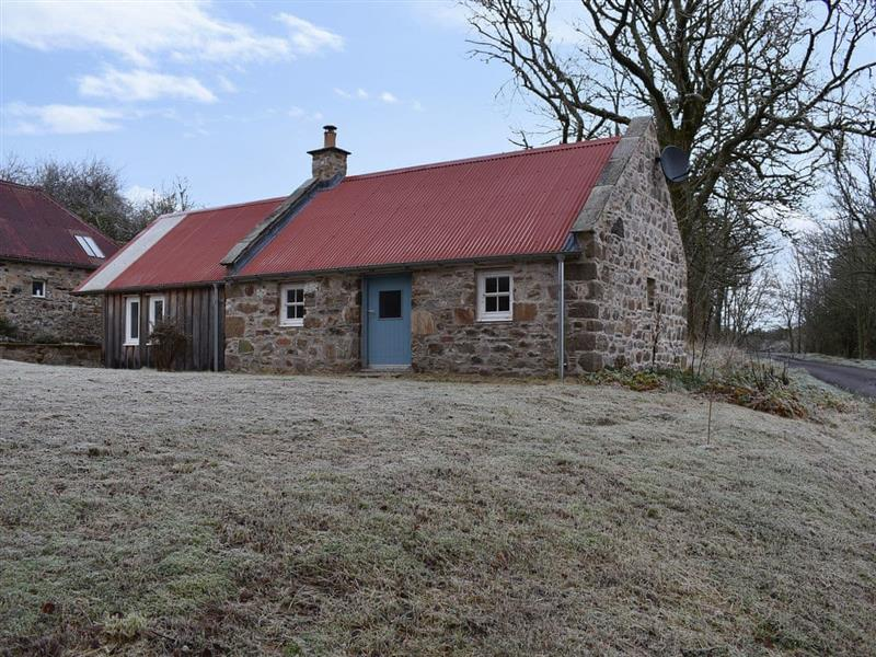 The Bothy in Glen of Newmill, near Keith - sleeps 2 people