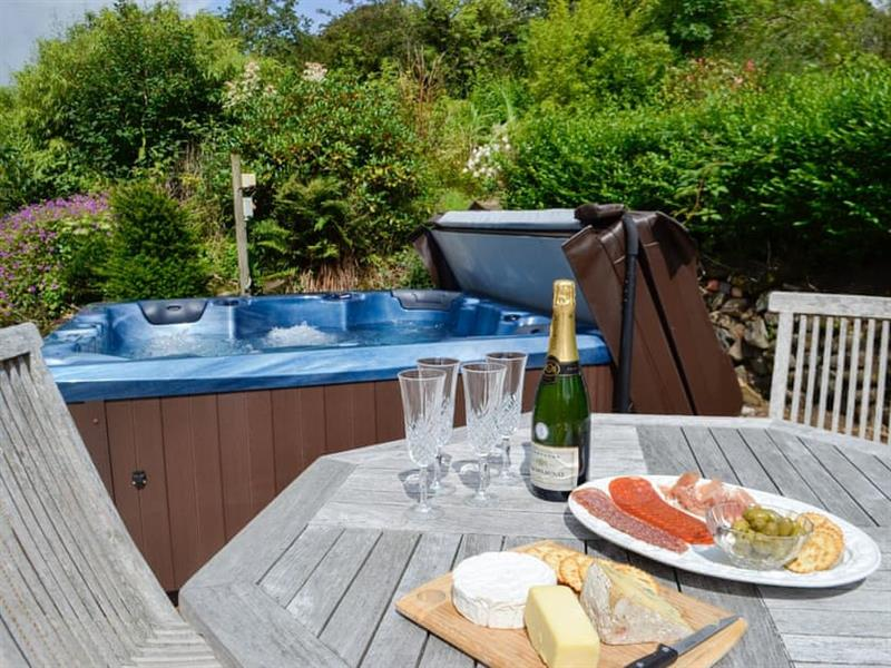 The Brewers Cottage in Near Mauchline - sleeps 6 people
