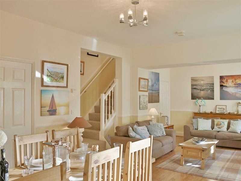 The Brewhouse in Ventnor - sleeps 6 people