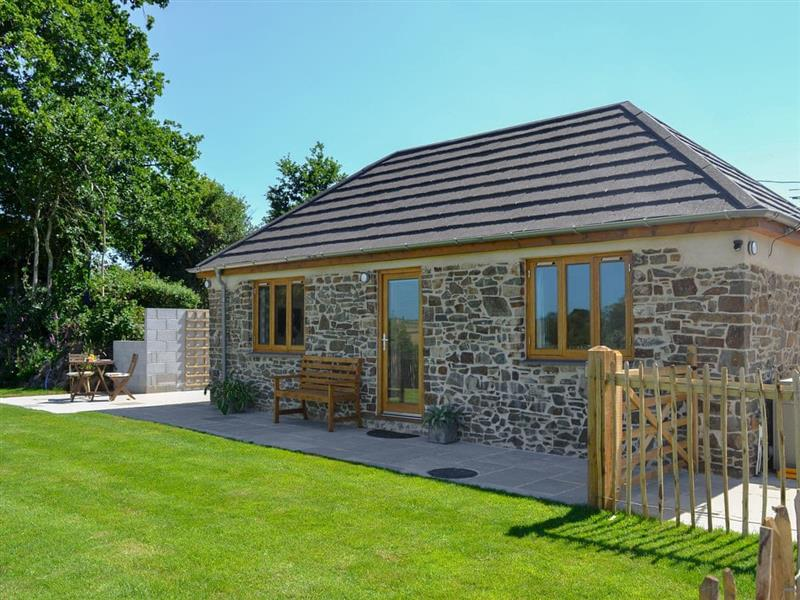 The Cart Linhay in Meshaw, near South Molton - sleeps 2 people