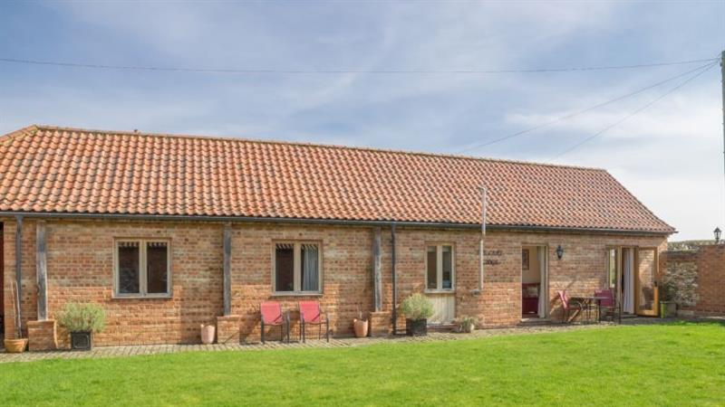 The Cart Lodge in Great Massingham near Kings Lynn - sleeps 4 people