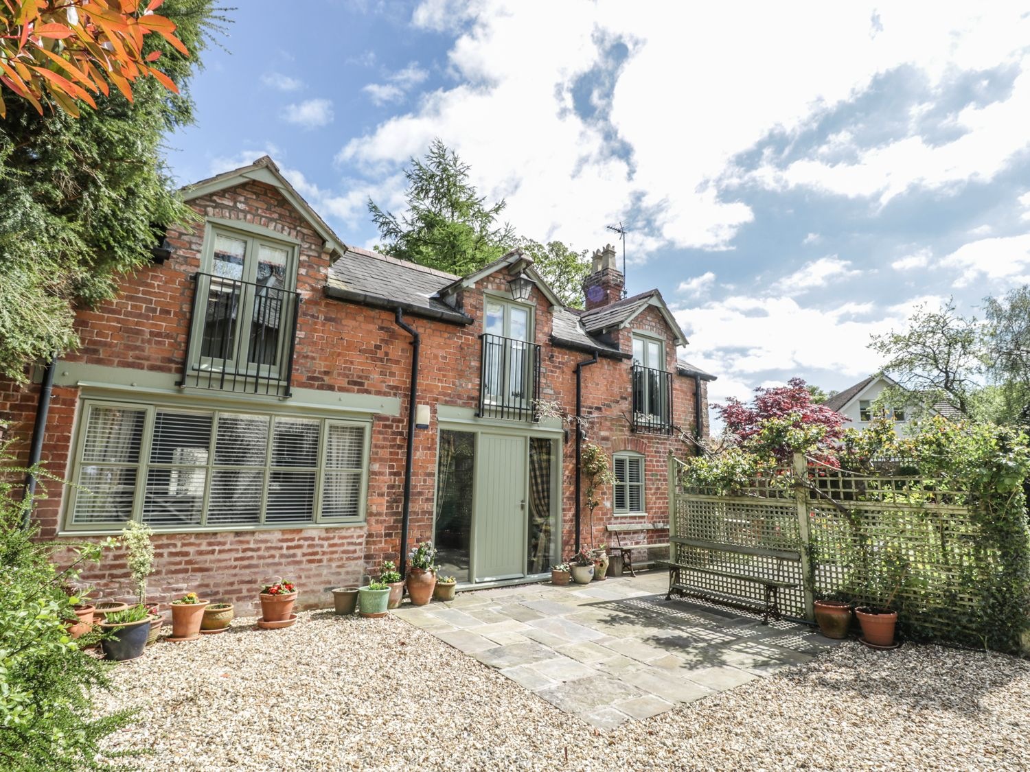 The Coach House in Christleton - sleeps 2 people