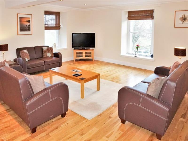 The Coach House in Crail, near St Andrews - sleeps 6 people