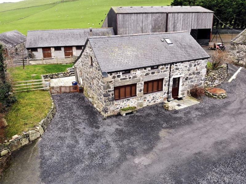 The Coach House in Llanegryn, near Tywyn - sleeps 3 people