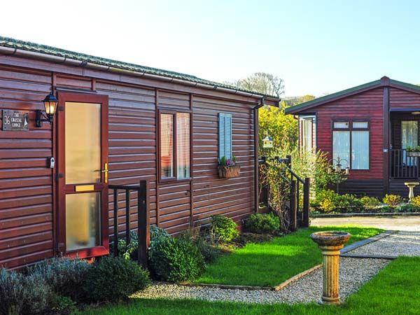 The Coastal Lodge in St Teath - sleeps 4 people