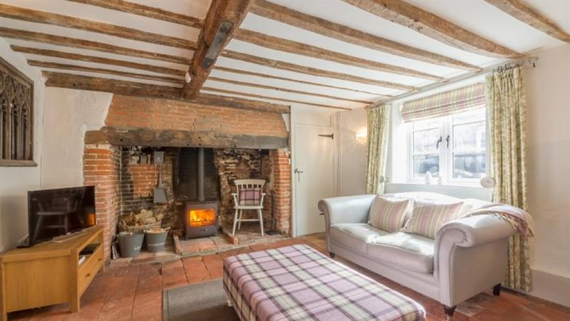 The Cottage (Baconsthorpe) in Holt - sleeps 4 people