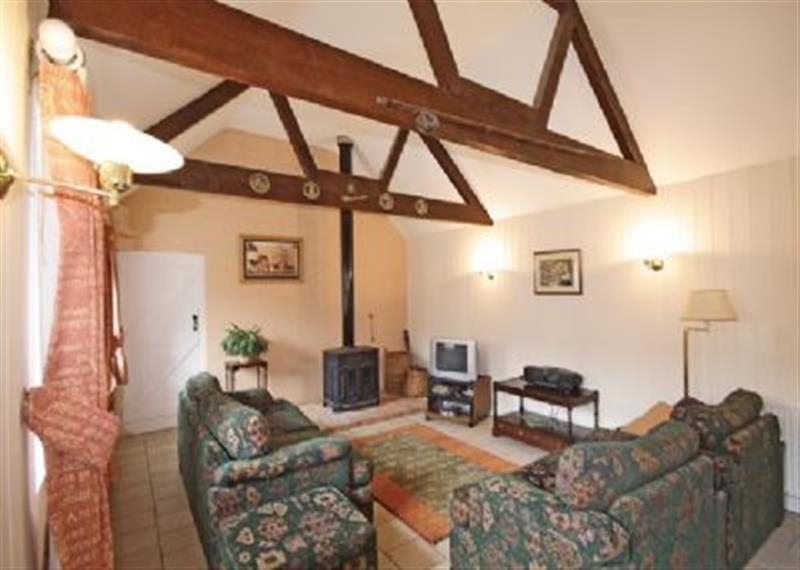The Courtyard Cottage in Witney - sleeps 2 people
