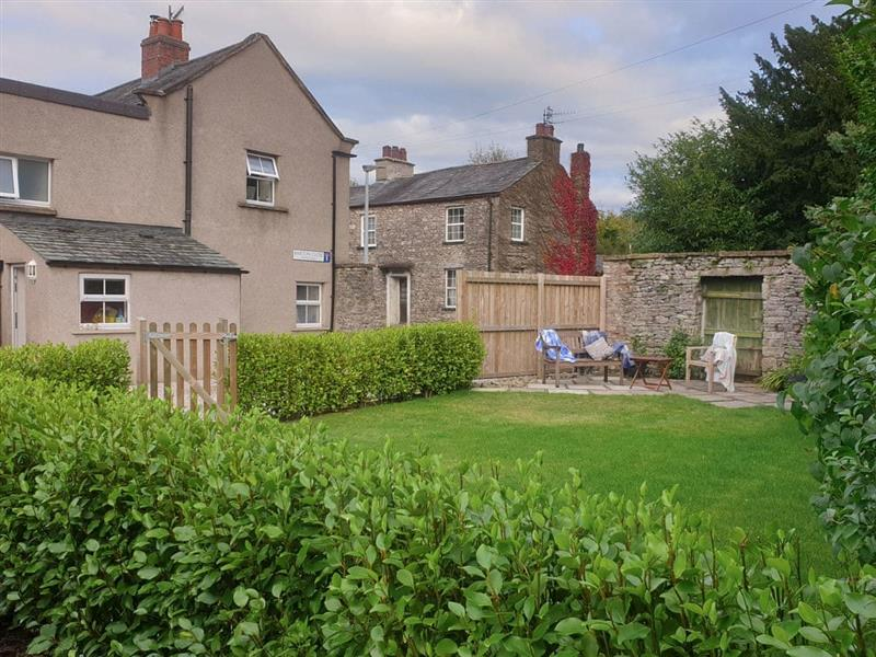 The Creamery in Burton-in-Kendal - sleeps 5 people
