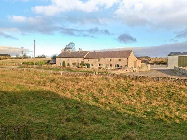 The Dairy in Tideswell Moor - sleeps 5 people