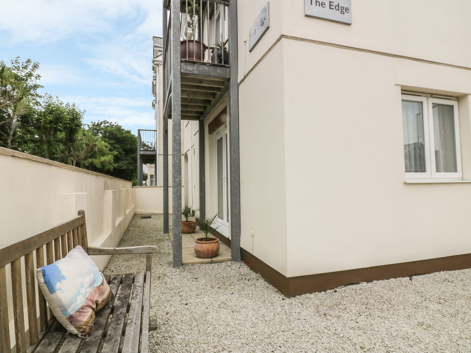 The Edge in Newquay - sleeps 4 people