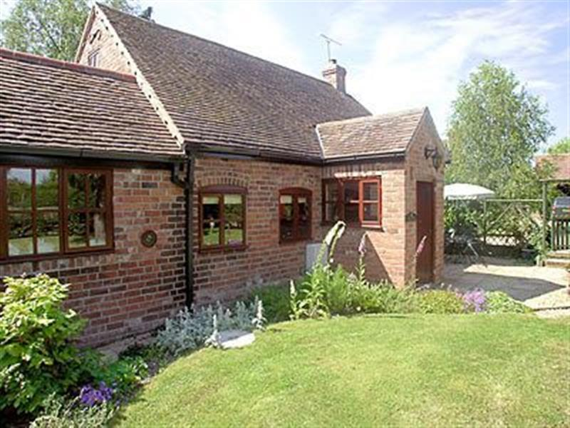 The Forge in Hanley Swan, Nr Malvern, Worcestershire. - sleeps 4 people