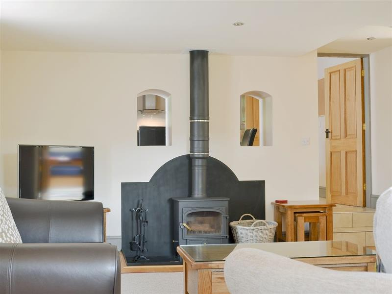 The Granary in Ellastone, nr. Ashbourne - sleeps 8 people
