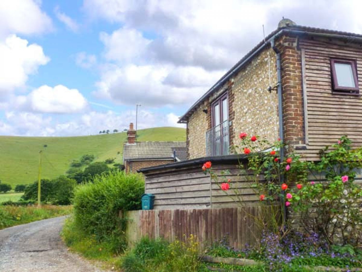 The Granary in Fulking near Henfield - sleeps 4 people