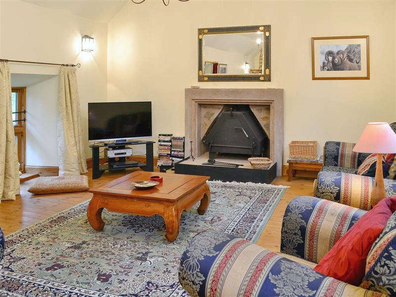 The Granary in Lanton, near Jedburgh, The Scottish Borders - sleeps 6 people