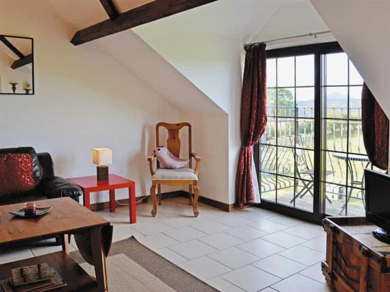 The Granary in Llanrwst - sleeps 4 people