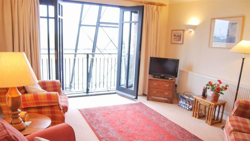 The Granary Penthouse in Wells-next-the-Sea - sleeps 4 people