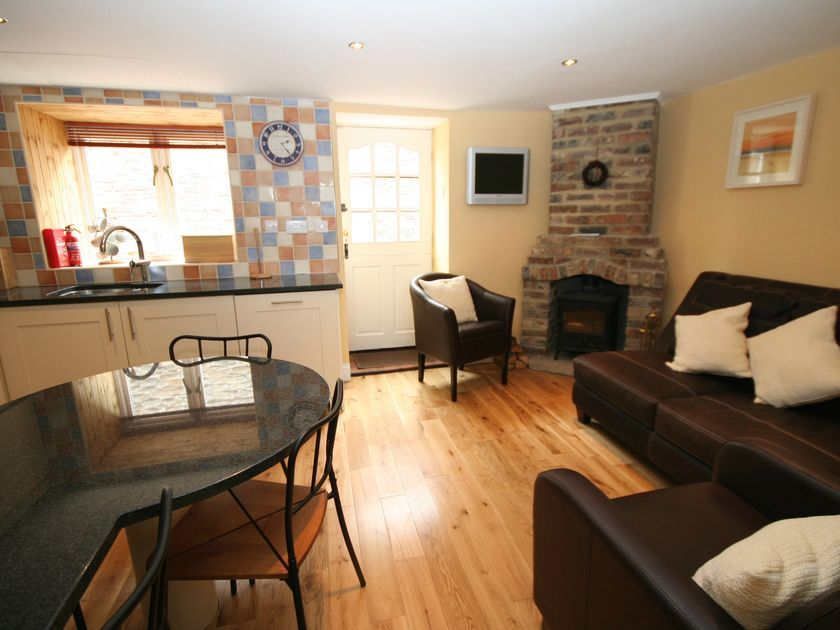 The Granary in Seahouses - sleeps 5 people