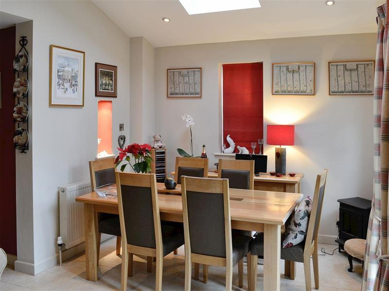 The Haven in Burnt Yates, near Harrogate, North Yorkshire - sleeps 4 people