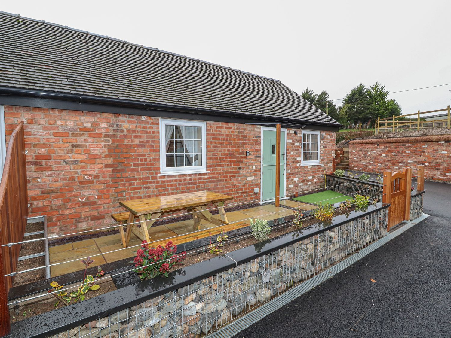 The Hay Barn in Chester - sleeps 2 people