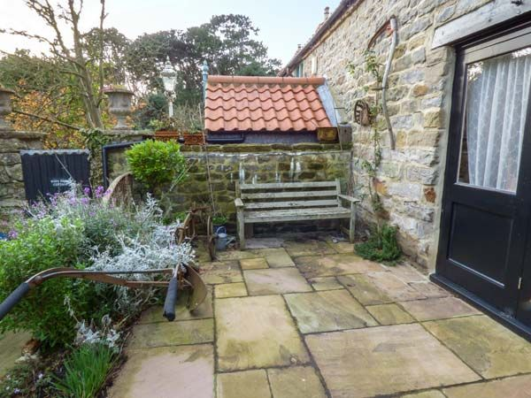 The Hayloft in Cloughton near Scarborough - sleeps 2 people
