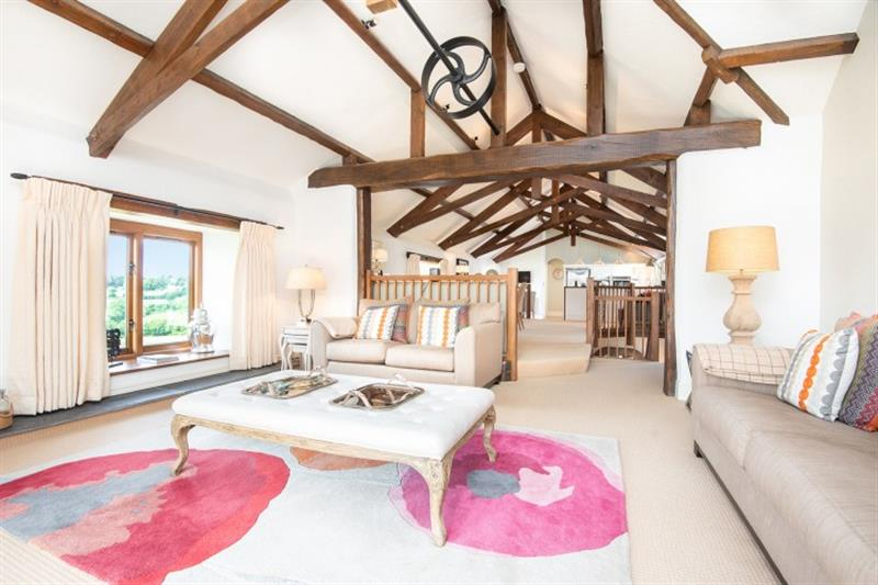 The Hayloft in Salcombe - sleeps 8 people