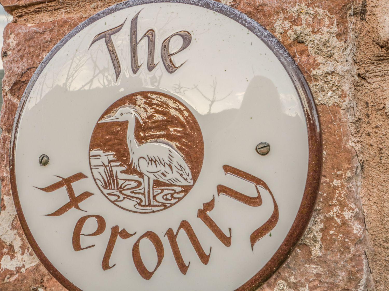 The Heronry in Longtown - sleeps 2 people