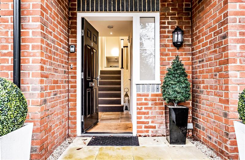 The Limes in Winchester in Winchester - sleeps 4 people
