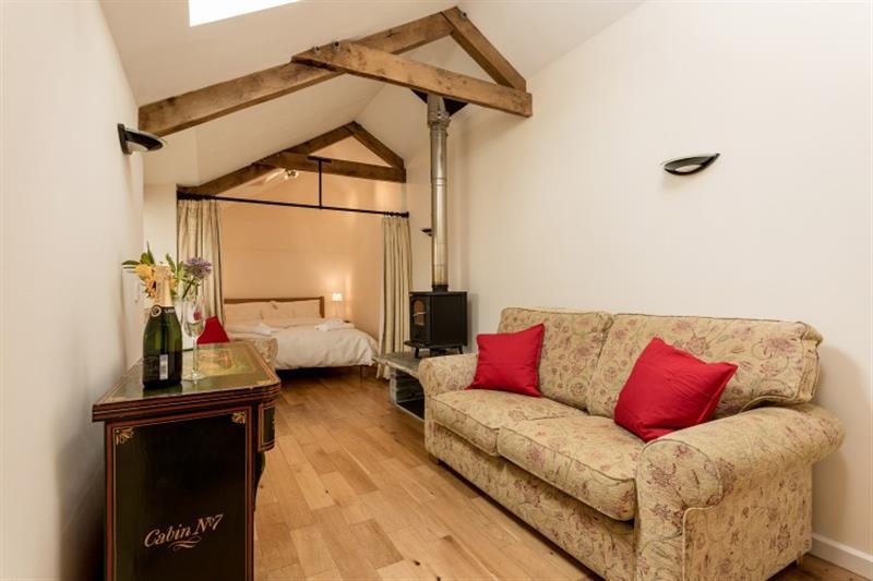 The Little Barn in Tintagel - sleeps 2 people