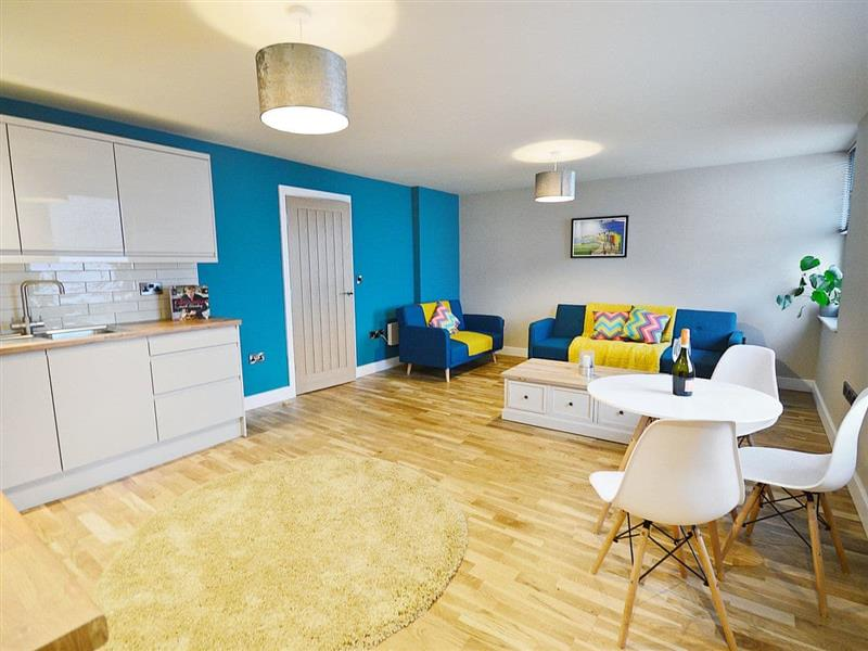 The Lookout in Scarborough - sleeps 4 people
