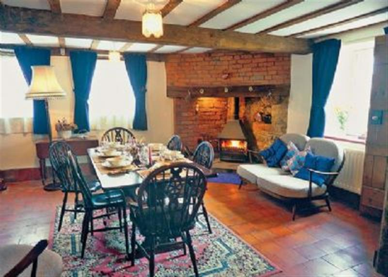 The Malt House in Bucknell - sleeps 6 people
