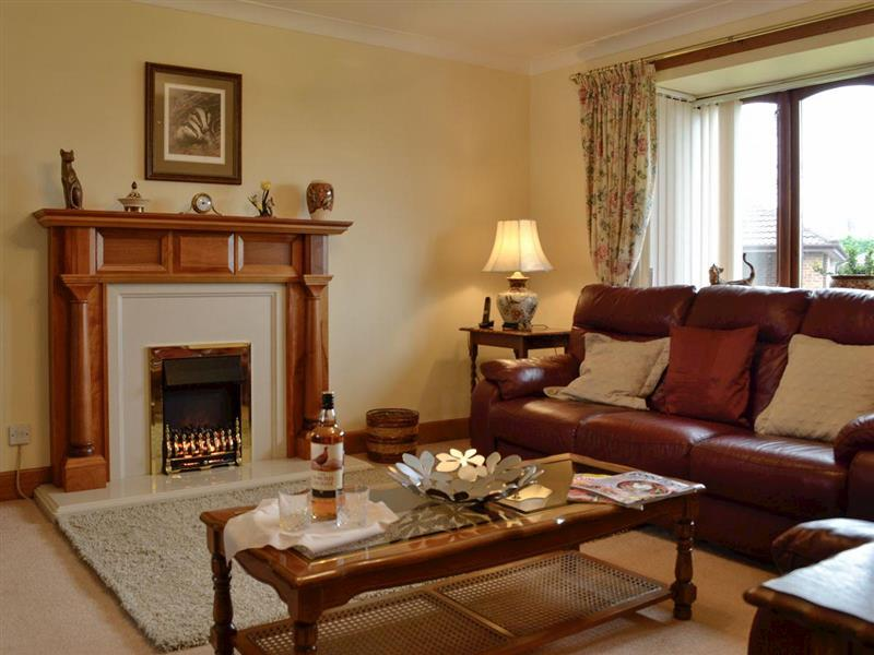 The Maltings in Lochans, near Stranraer, Dumfries and Galloway - sleeps 10 people