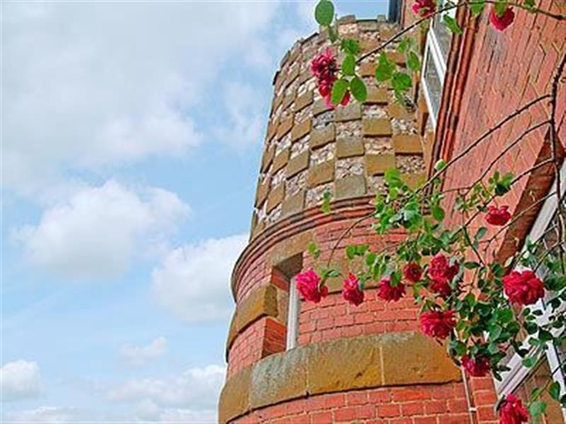 The Mistress House in Hunstanton - sleeps 7 people
