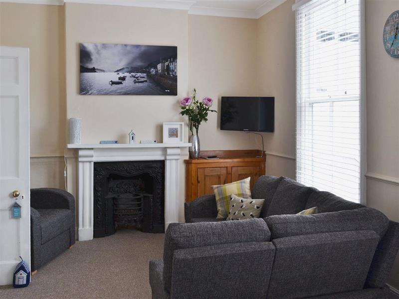 The Nest in Dartmouth - sleeps 4 people