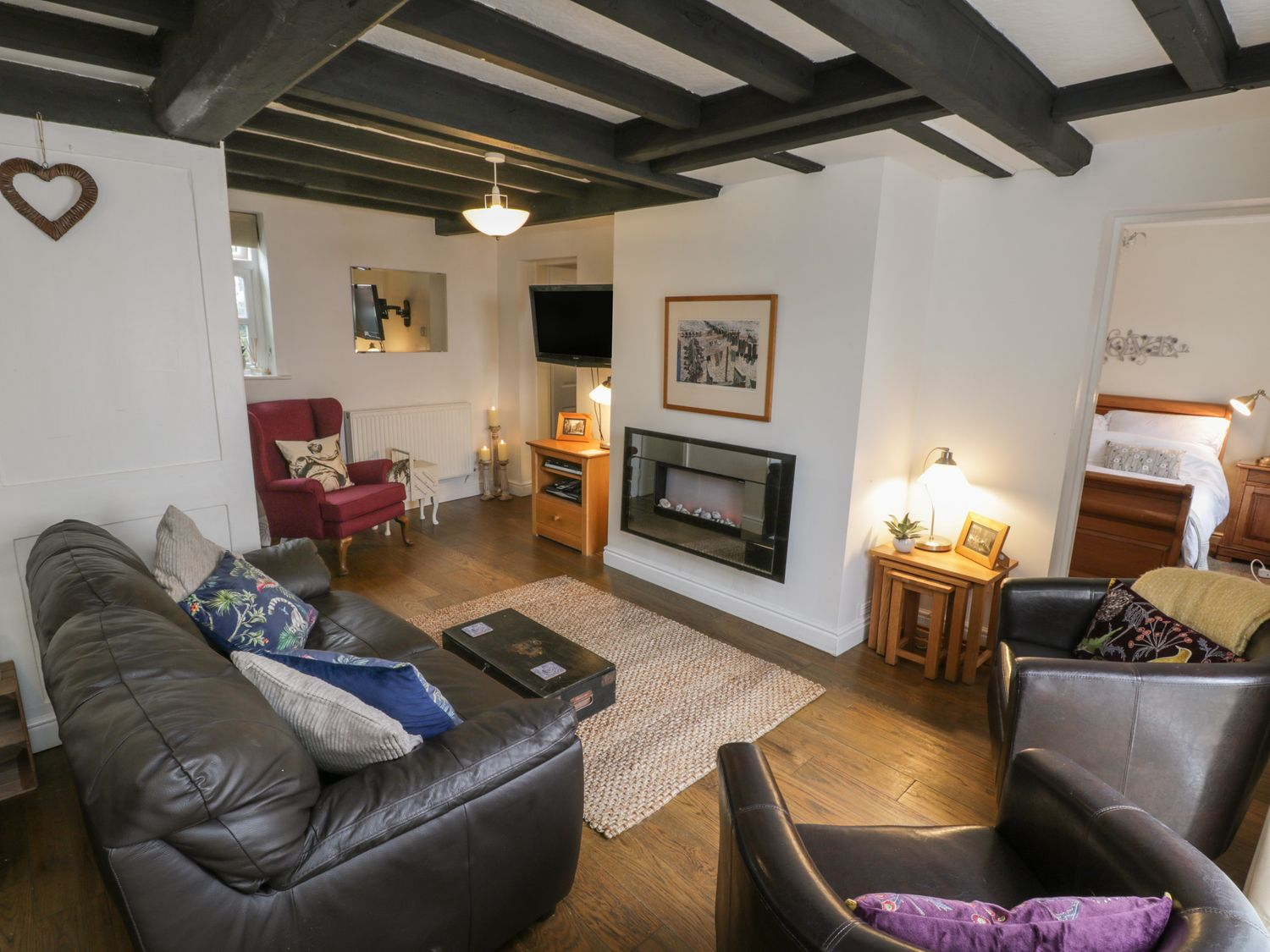 The Nook in Whitby - sleeps 6 people