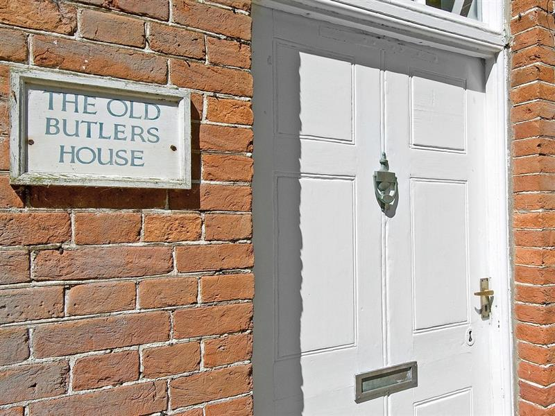 The Old Butlers House in Cley-next-the-Sea, Norfolk. - sleeps 7 people