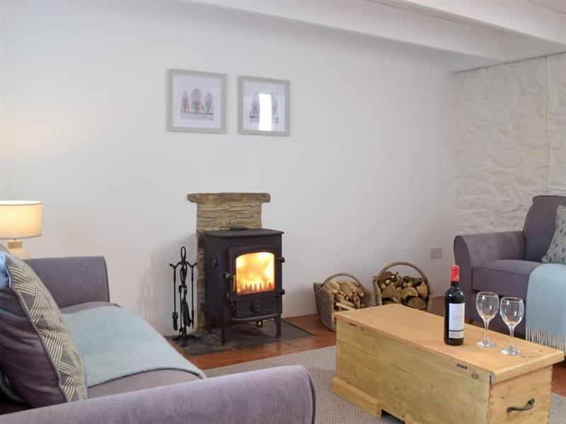 The Old Coach House in Ambleston, near Haverfordwest - sleeps 2 people