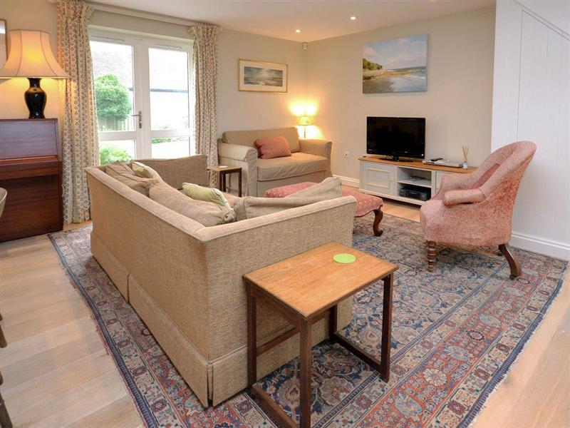 The Old Court Wing in Bembridge, Isle of Wight - sleeps 6 people