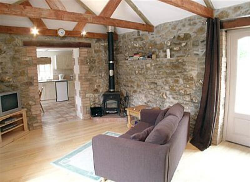 The Old Dairy in Mount Hawke - sleeps 2 people