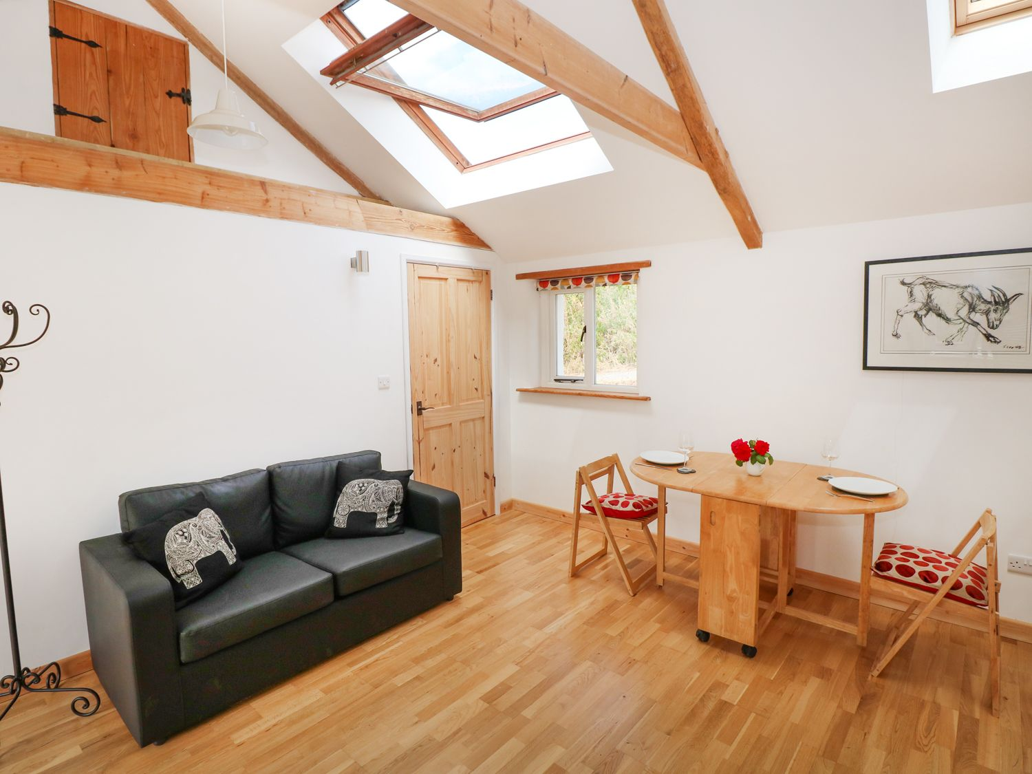 The Old Dairy in Whitland - sleeps 2 people