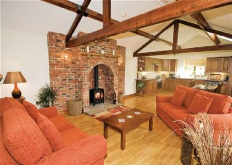 The Old Orchard in Driffield - sleeps 2 people