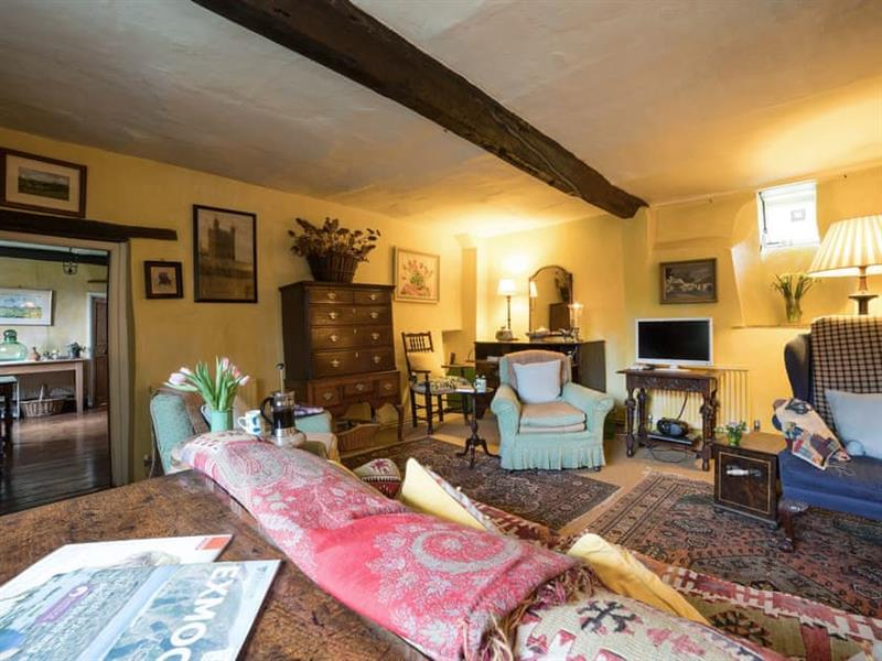 The Old Priory Cottage in Dunster, near Minehead - sleeps 4 people