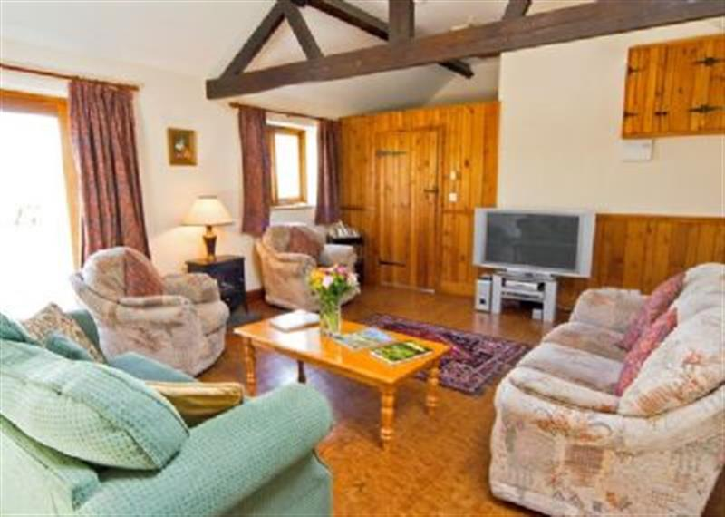 The Old Sawmill in Bucknell - sleeps 6 people