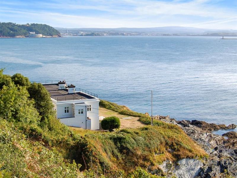 The Old Signal House in Cawsand, near Torpoint - sleeps 6 people