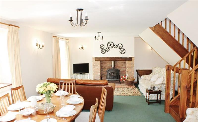 The Old Stable at Upchurch in Upchurch - sleeps 6 people