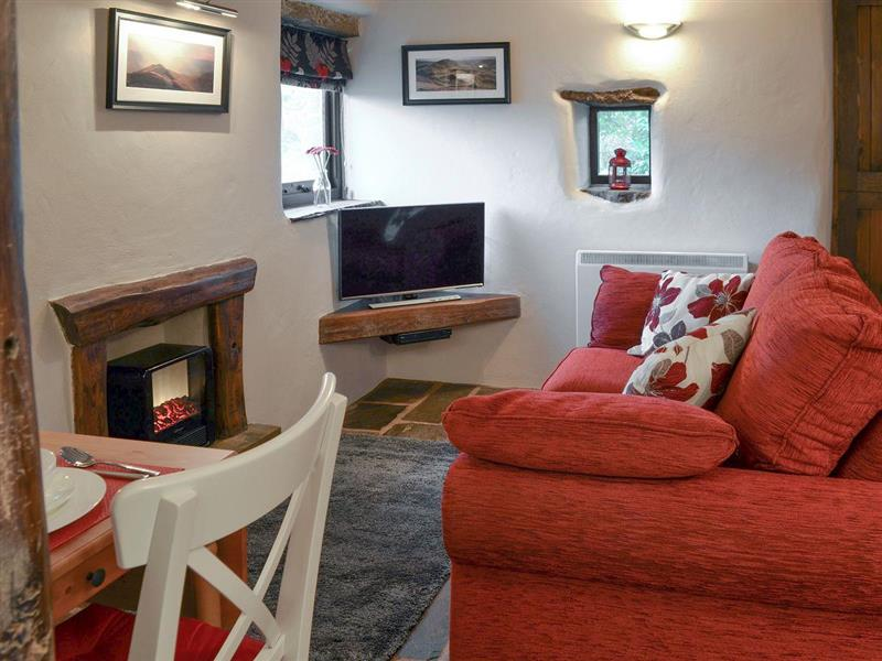 The Old Stable in Barber Booth, near Whaley Bridge - sleeps 2 people