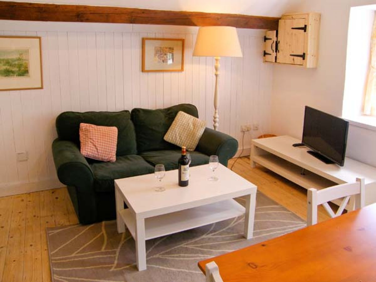The Old Stable in Sherborne - sleeps 3 people